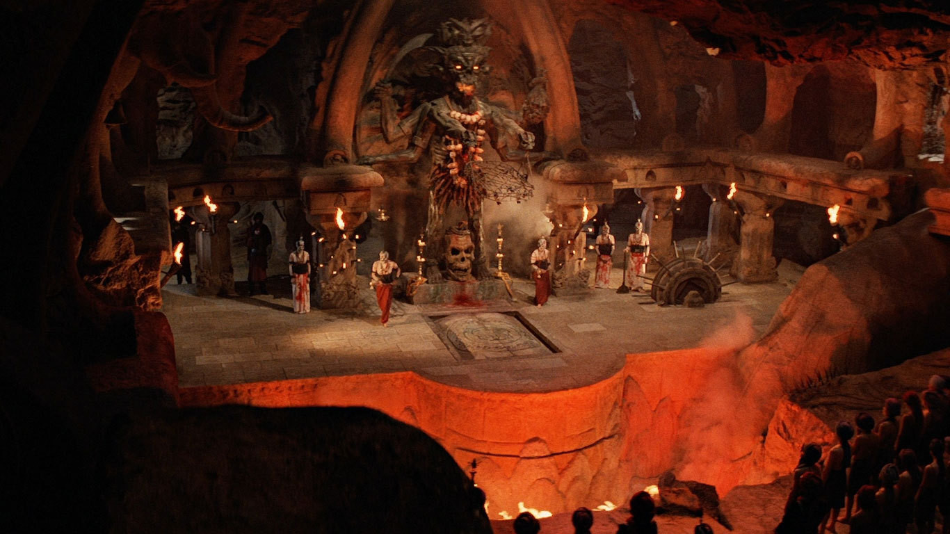 Guide to: Colour in Indiana Jones and the Temple of Doom
