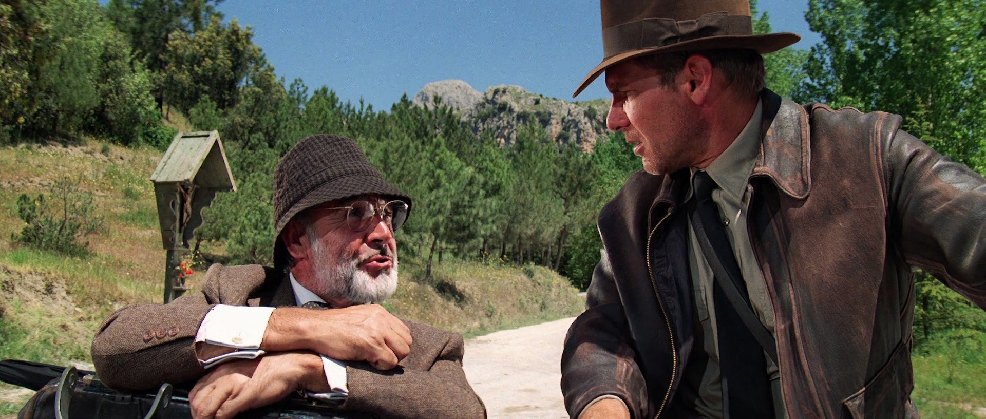 The Man Is The Hat: Last Crusade and Indy's Famous Fedora | From ...