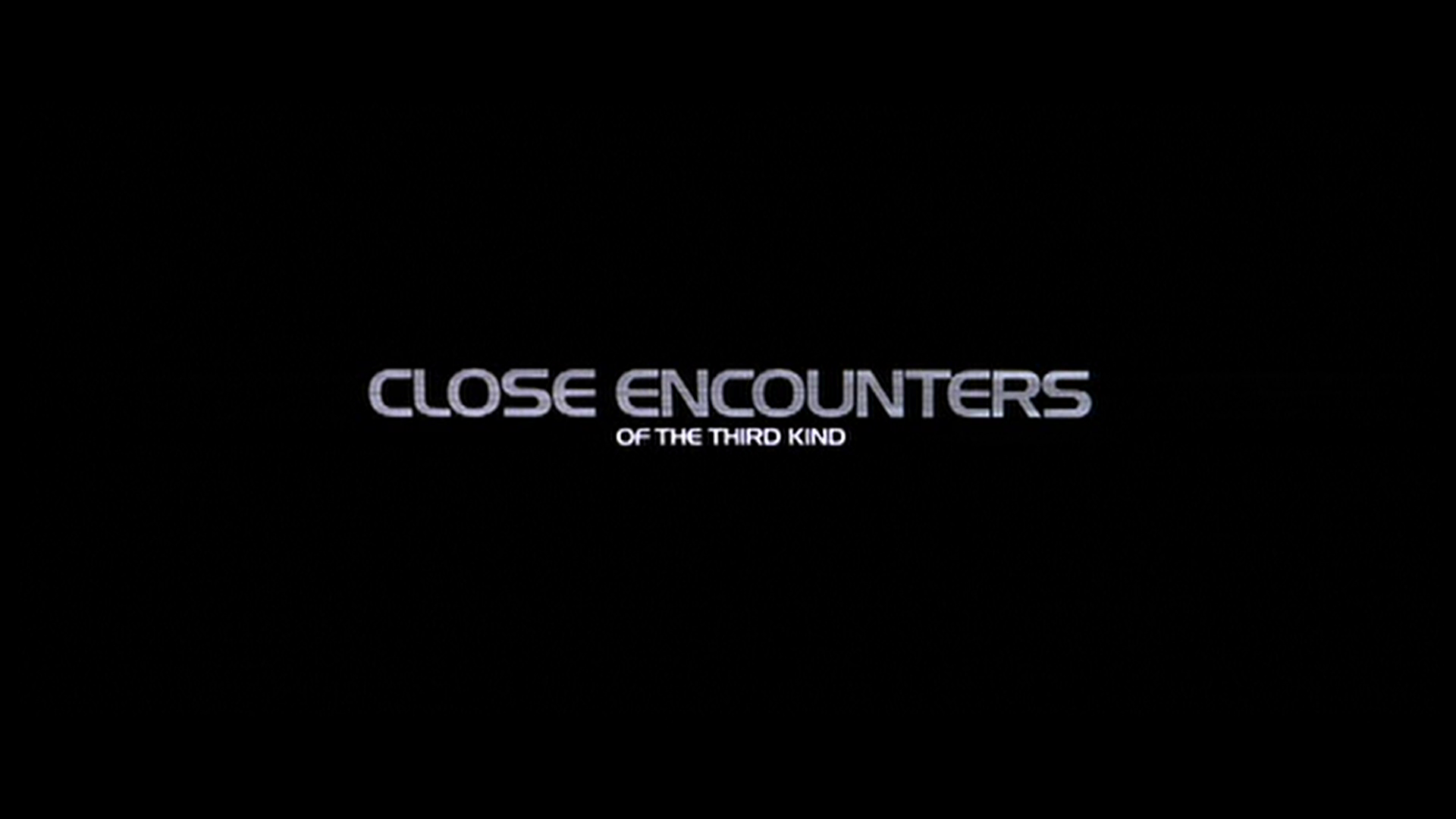 directed by steven spielberg spielbergs title sequences  from  the title on black approach didnt become a regular feature of spielbergs  work until the mid s before then hed shown a similar level of  minimalism but